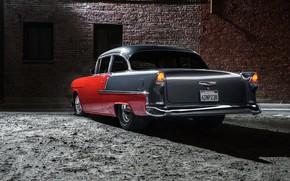 Картинка Chevrolet, Coupe, 1955, 210