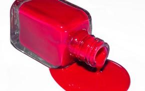 Картинка краска, флакон, лак, пятно, бутылочка