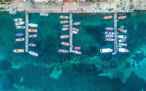 Обои яхты, лодки, Пуэнт-а-Питр, причал, Гваделупа