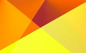 Обои линия, текстура, краски, треугольник