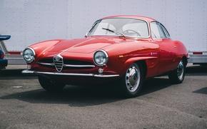 Картинка Ретро, Alfa Romeo, классика