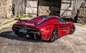 Обои Koenigsegg, суперкар, кенигсегг, Regera, регера