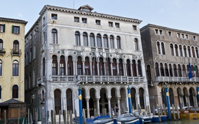 Картинка Италия, Венеция, Здания, Italy, Venice, Italia, Venezia, Buildings