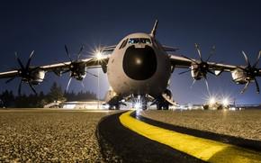 Картинка A400-M, RAF Atlas, самолёт