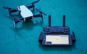 Картинка управление, джойстик, беспилотник, дрон