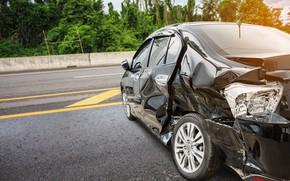 Картинка accident, collision, property damage