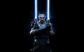 Обои Aspyr Media, LucasArts Entertainment, Star Wars: The Force Unleashed 2, Game