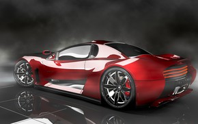 Картинка Concept, Car, R-Spec, High-Tech, Vultran Spectra