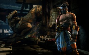 Картинка game, martial artist, strong, Killer Instinct, 005