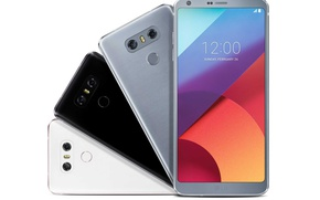 Картинка smartphone, MWC 2017, LG G6