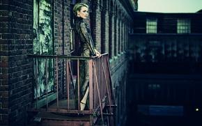 Картинка платье, Доктор Стрэндж, фотосессия, для фильма, Rachel McAdams, дом, Рэйчел МакАдамс, Doctor Strange, макияж, прическа, …