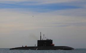 Картинка лодка, субмарина, подводная, новороссийск