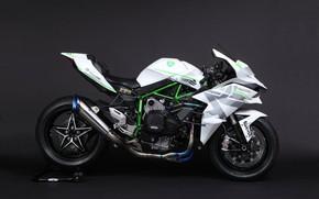 Картинка Kawasaki, Ninja, Motorbike