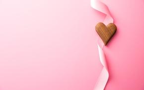 Картинка сердечки, love, i love you, pink, romantic, hearts, valentine's day