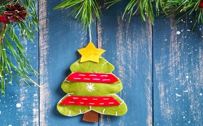 Картинка елка, Новый Год, Рождество, wood, merry christmas, decoration, xmas