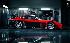 Картинка Evoluzione, Ferrari 575, Ferrari 575 GTC Evoluzione