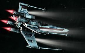 Картинка Star Wars, X-wing, Star Wars Battlefront II