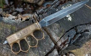 Картинка нож, Trench Knife