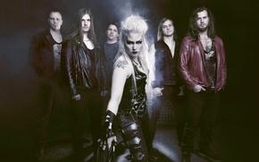 Обои Finland, power metal, Helsinki, Heavy metal, Battle Beast