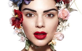 Картинка модель, портрет, Kendall Jenner