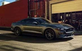 Картинка Mustang, Ford, мустанг, форд