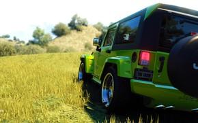 Картинка Racing, Ubisoft, Jeep, The Crew, Haid One