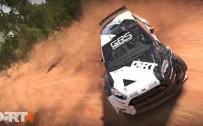 Картинка car, game, race, speed, Dirt 4, GRS