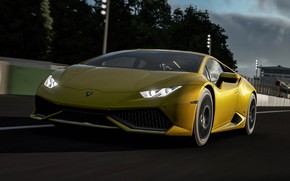 Картинка Lamborghini, Turn 10 Studios, Forza 7