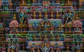 Картинка Индия, храм, архитектура