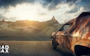 Картинка Игры, Mad Max, Обои на Рабочий Стол