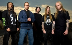 Картинка Technical Death Metal, Brutal Death Metal, Suffocation