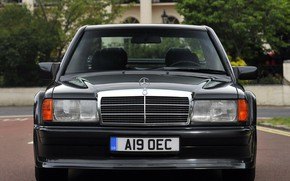Обои 190, W201, Mercedes-Benz, Evolution