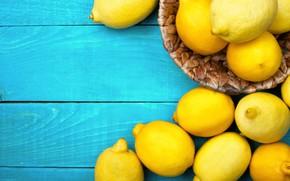 Картинка lemon, fruit, natural