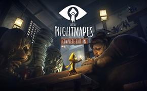 Картинка game, giant, Secrets Of The Maw, Little Nightmares Secrets Of The Maw, Little Nightmares