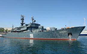 Картинка корабль, морской, военно, учебный, Перекоп