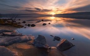 Картинка Норвегия, Norway, Tyrifjorden