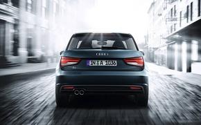 Картинка Audi, grey