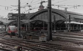 Картинка Германия, Вокзал, Кёльн