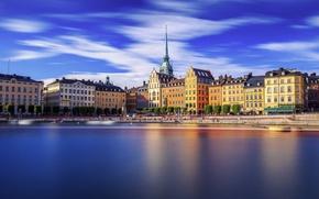 Картинка Стокгольм, Швеция, Stockholm, Gamla stan, Kornhamnstorg