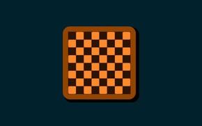 Картинка шахматы, клетки, доска