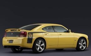 Картинка Dodge, седан, charger