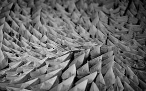 Картинка бумага, корабли, оригами