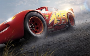 Обои Тачки 3, Movie, Cars 3