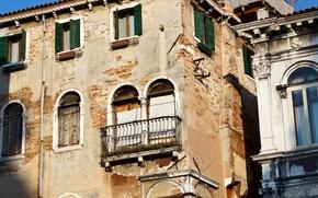 Картинка Италия, Венеция, Здание, Italy, Venice, Italia, Building, Venezia