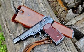 Обои Стечкин, АПС, Пистолет, Пистолет Стечкина, СССР
