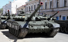 Картинка Russia, military, weapon, army, tank, armored, military vehicle