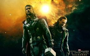 Картинка cinema, armor, weapon, movie, hero, Thor, film, Loki, god, hammer, strong, super hero, Mjölnir, Thor ...