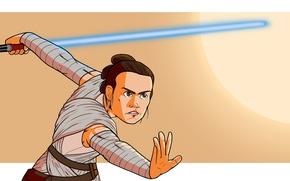 Картинка Рей, Movie, Star Wars Episode VII: The Force Awakens, Rey