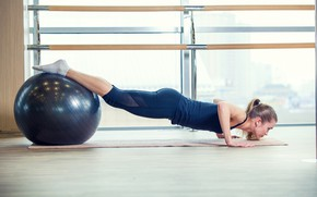 Картинка beauty, workout, fitness, yoga, leggings, health, exercises, crossfit, pilates, activewear