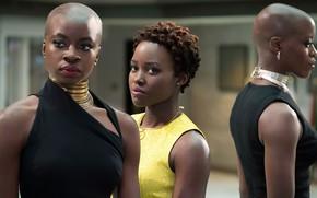 Картинка cinema, dress, woman, movie, film, Black Panther